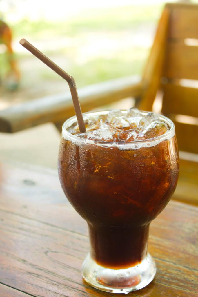 Iced coffee perfection