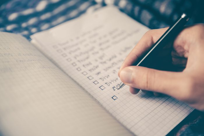 Simplified To-Do List: 3 Most Important Things