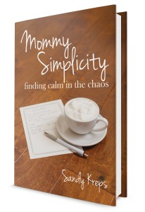 Mommy Simplicity book