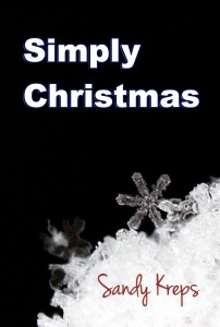 Simply Christmas by Sandy Kreps
