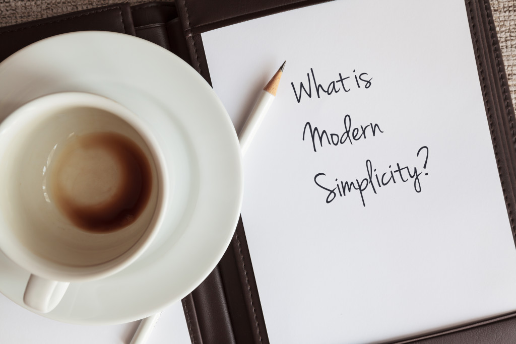 What is Modern Simplicity?