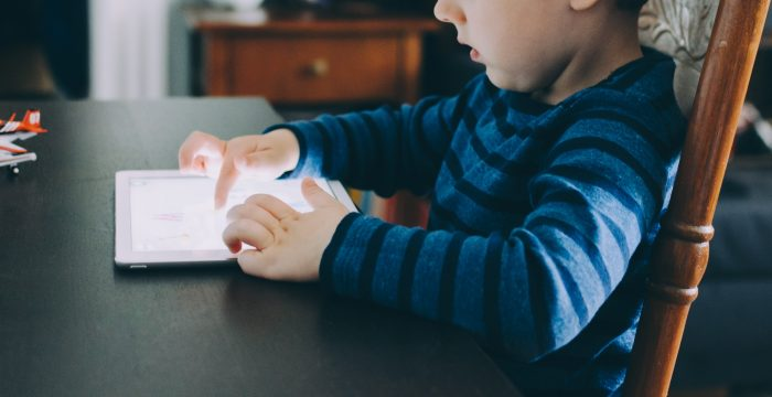 How to Curb Kids' Screen Time